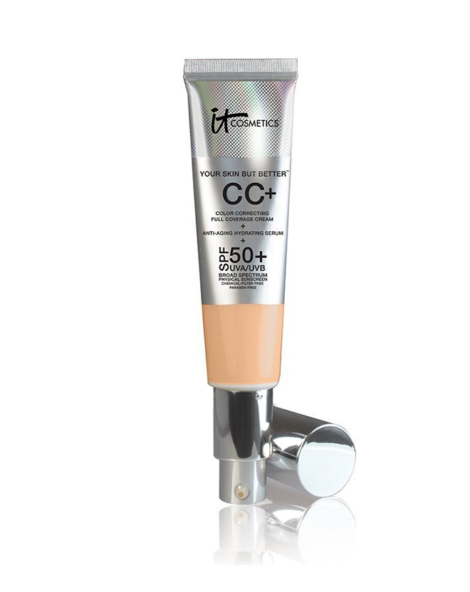 It Cosmetics Beauty Balm - SPF- AntiAging- Travel size - mini size concealer