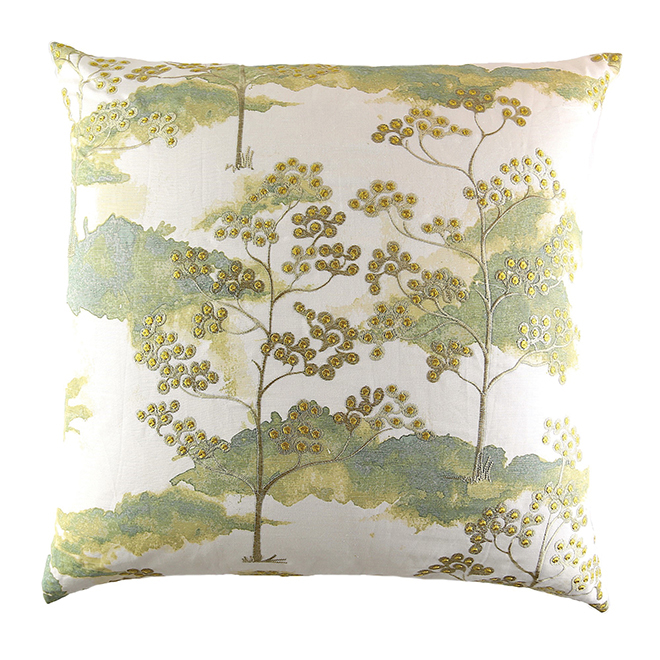 Ann Gish Avalon Pillow | Kuhl-Linscomb Housewares and Registry