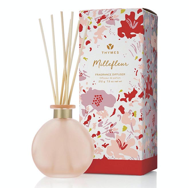 Thymes Milleflower Fragrance Diffuser - Bering's Wedding Registry