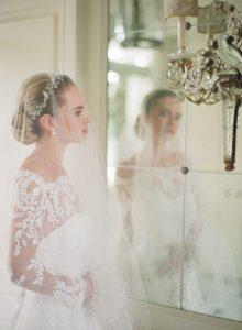6 Effortlessly Beautiful Bridal Hairstyles
