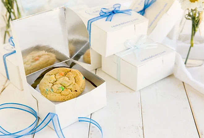 warm cookie delivery chocolate chip cookies for weddings cookie favors tiffs treats