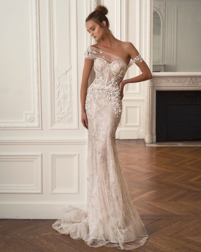 spring 2020 bridal gowns wedding dress houston salon now forever netta benshabu chai