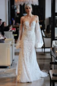 2020 Bridal Gowns: The Long Sleeves Edit