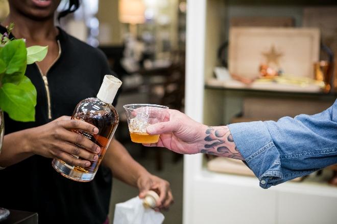 ryan pressly wedding gift registry bourbon