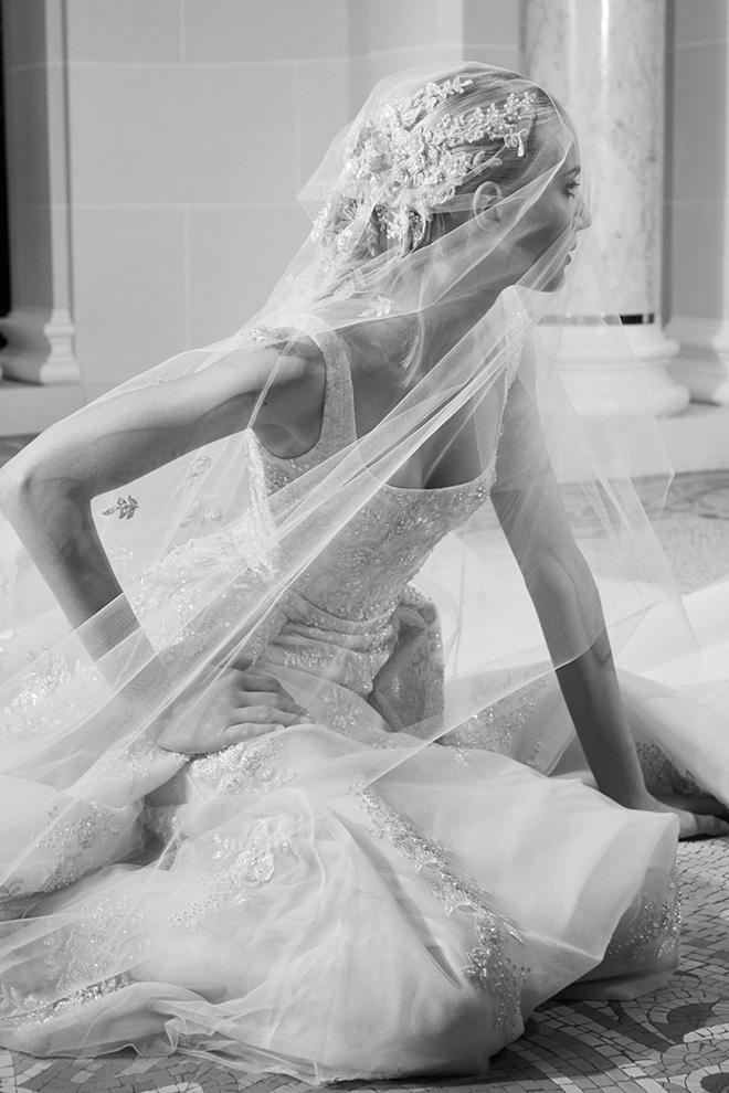 Elie Saab bridal couture fall 2019