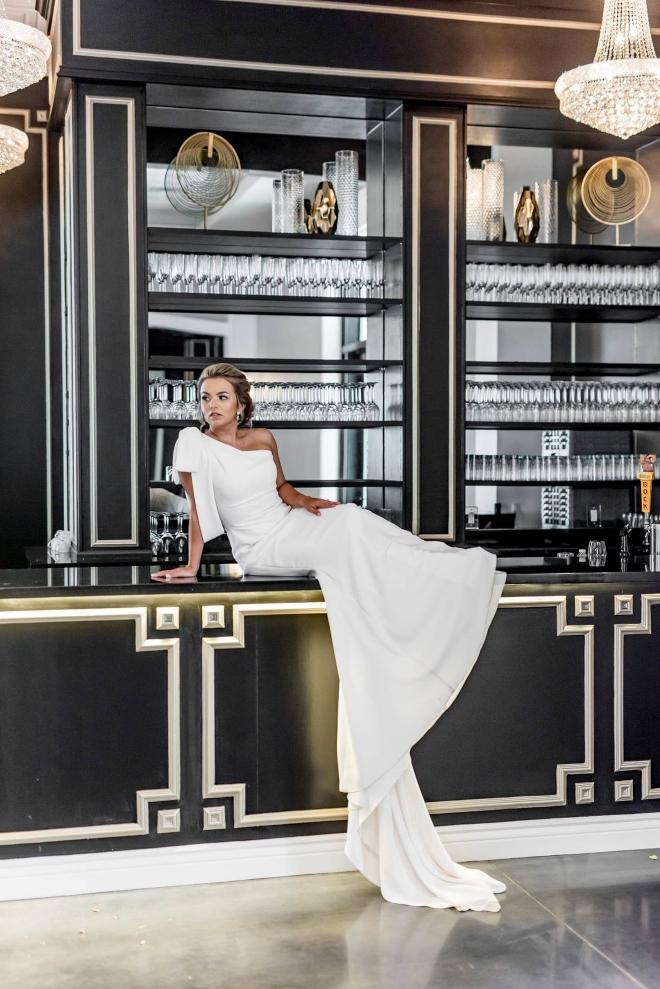 sandlewood manor new houston wedding venue interior bride