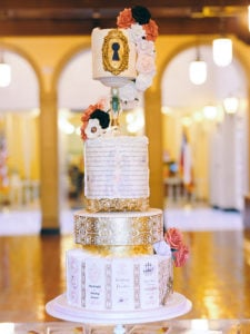 Rustic And Elegant Wedding Cakes by Edible Moments