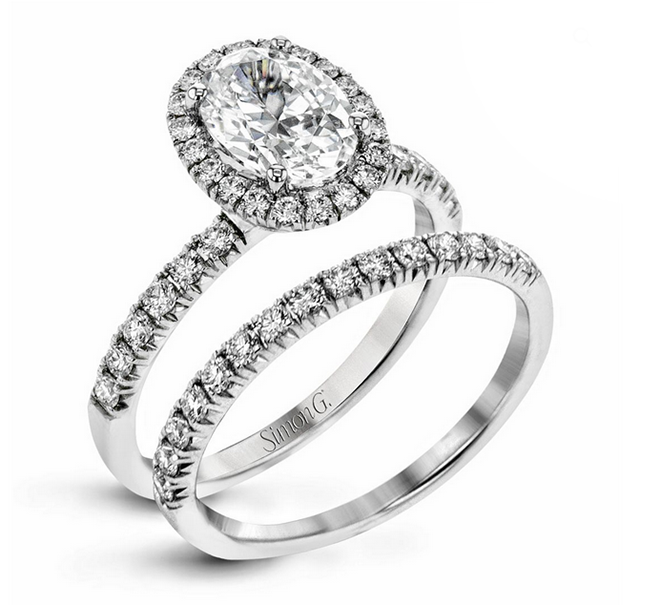 oval diamond halo engagement ring houston