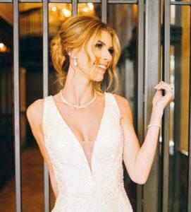 Bridal Beauty With Blush Hair & Makeup Artistry