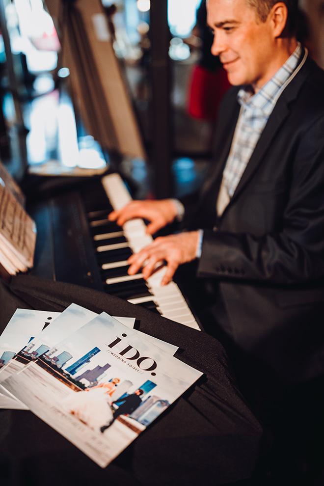 Wedding Reception Entertainment - Scott Graham Piano