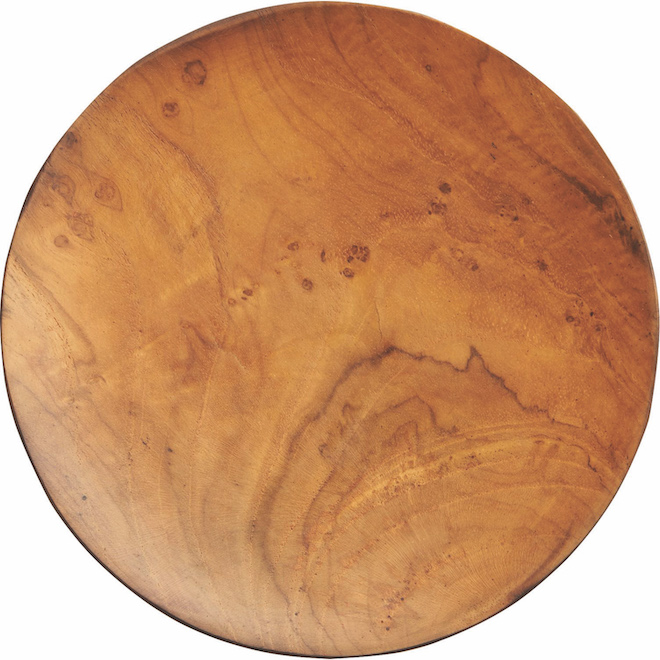 Registry Gift Ideas For Picnics Pacific Teakwood Appetizer Plate