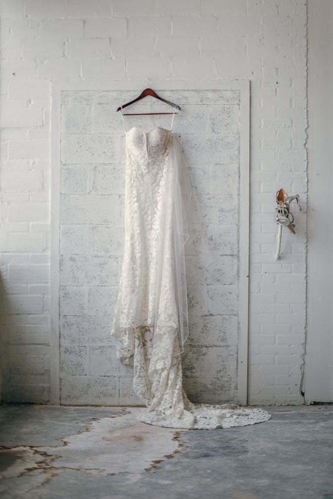 lace bridal gown pronovias classic wedding houston ama by aisha