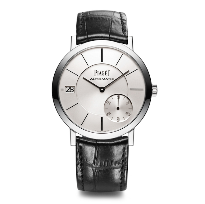Stylish Groom Accessories - Piaget Altiplano Watch