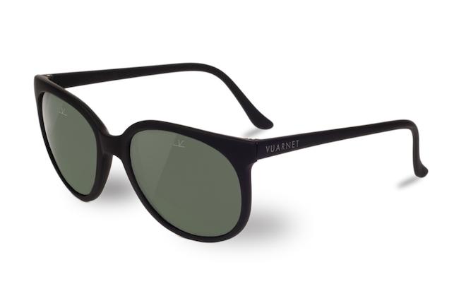 Stylish Groom Accessories - Vuarnet 02 Sunglasses - Matte Black