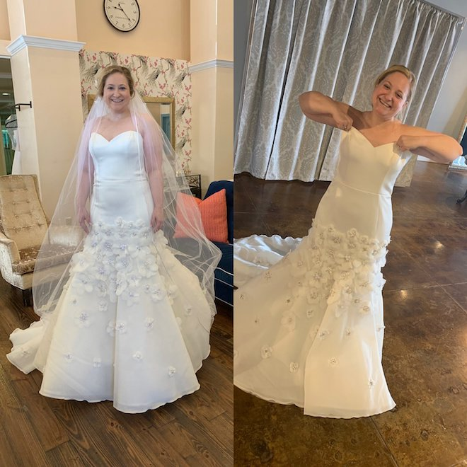 Wedding Diet - Transformation - Before and After