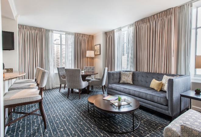 magnolia hotel houston signature suite romance weekend giveaway