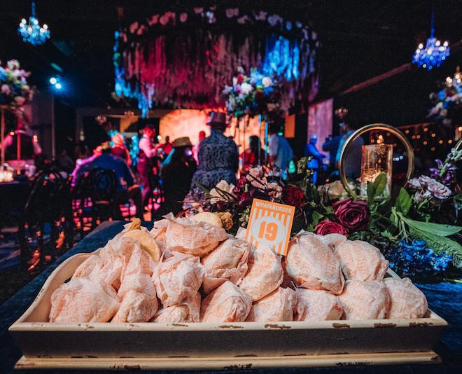 Wedding Food Ideas - Late Night Snacks - Whataburger