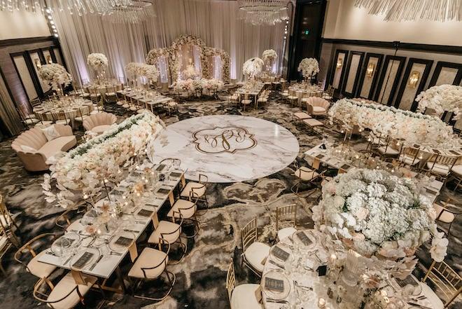 Luxury Houston Wedding Venue - The Post Oak Hotel at Uptown Houston