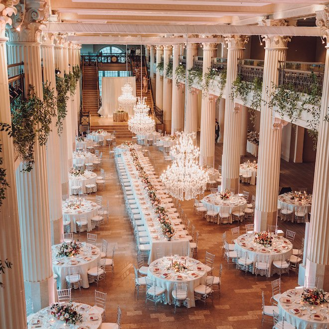Luxury Houston Wedding Venue - Corinthian Houston
