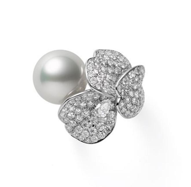 Bridal Pearl Jewelry - Mikimoto