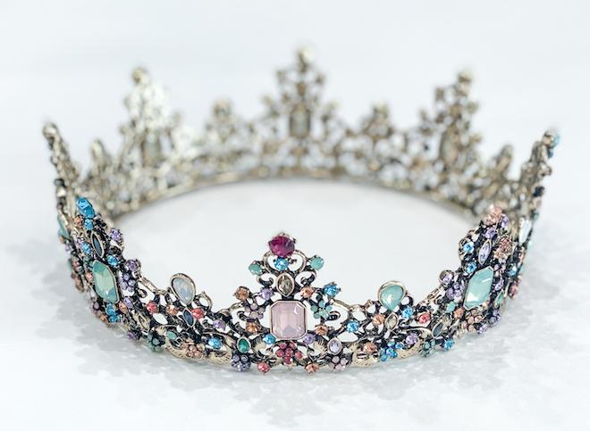 Bridal Crown - David Peck