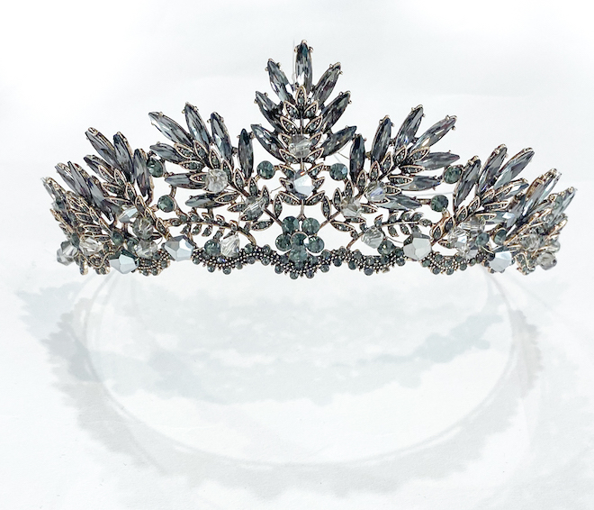 Bridal Tiara - David Peck