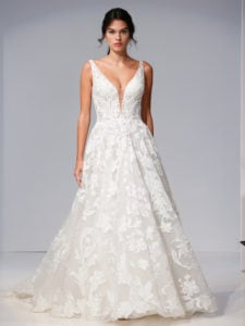 7 Fall 2020 Bridal Gown Trends We Love