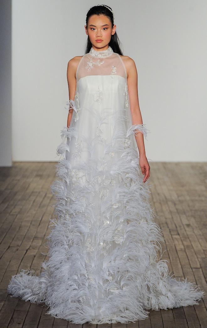 Fall 2020 Bridal Gowns - Allison Webb