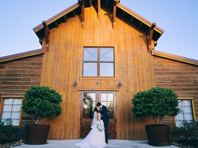 big sky barn wedding houston texas rustic elegant venue