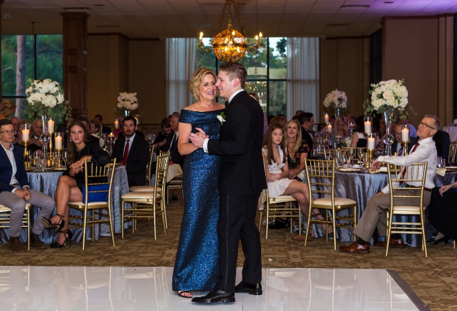 groom mother first dance northgate country club wedding