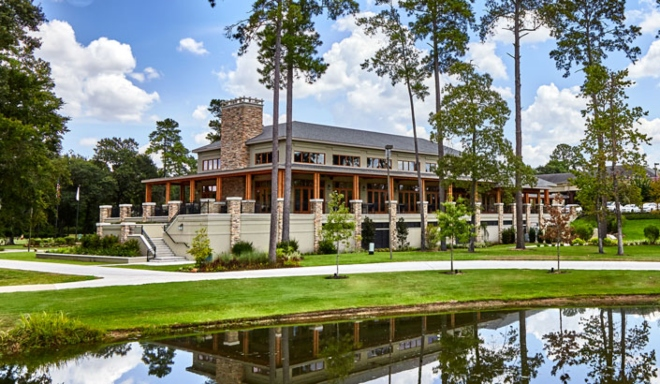 the woodlands country club wedding venue houston clubhouse