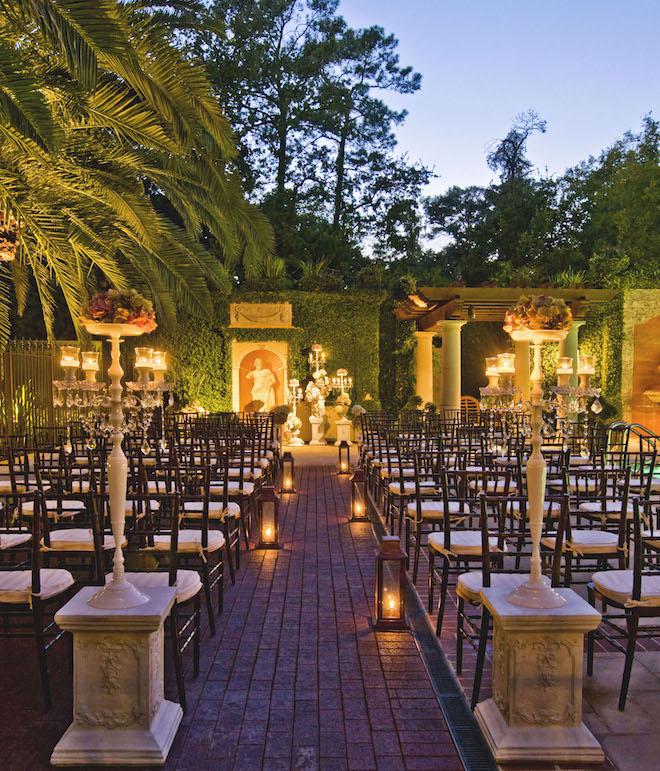 Intimate Houston Wedding Venue - Hotel Granduca