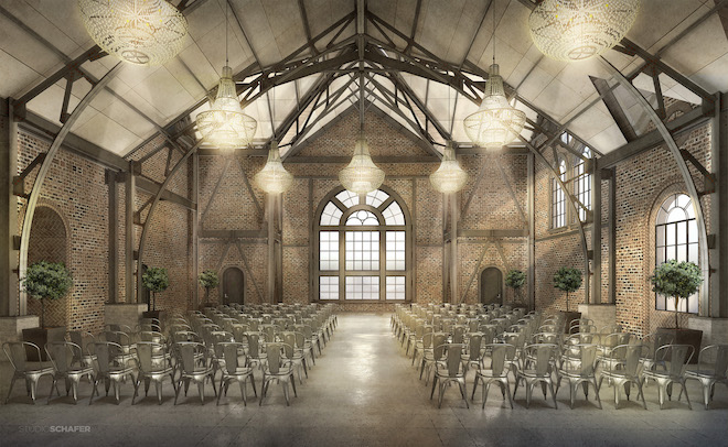 On Site Chapel Wedding Venues - Iron Manor