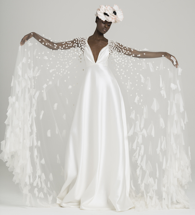 Fall 2020 Bridal Gowns - Peter Langner