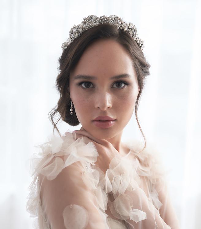 Bridal Tiara - Maria Elena Headpieces