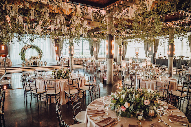 Luxury Houston Wedding Venue - The Astorian