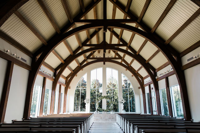On Site Chapel Wedding Venues - Ashton Gardens