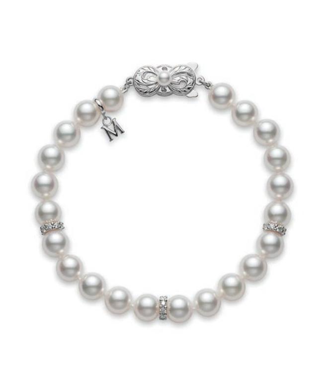 Houston Wedding Jewelry - Pearls