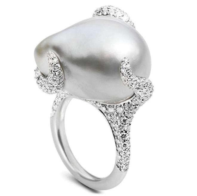 Bridal Pearl Jewelry - Mikimoto - Zadok