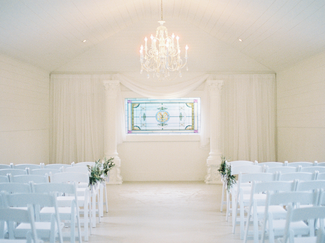 On Site Chapel Wedding Venues - Gardens At Madeley Manor