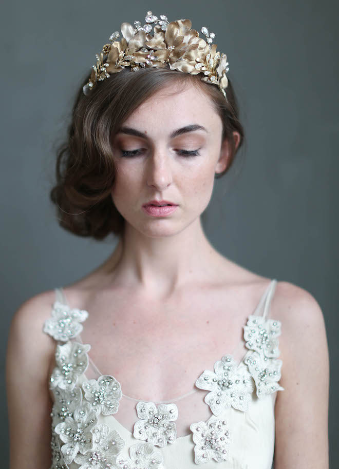 Bridal Crown - Twigs & Honey