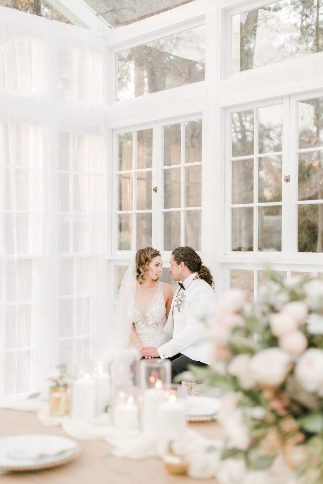 bride groom intimate private wedding reception shot natural light photography amy maddox