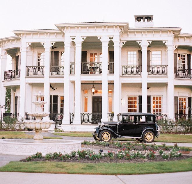 Unique Wedding Venues - North Houston - Sandlewood Manor