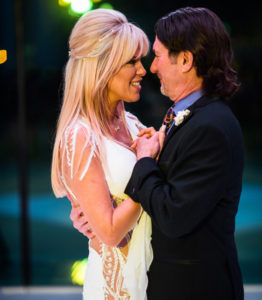 Wedding Planning Advice From A Real Bride: Amy West & Gary Becker