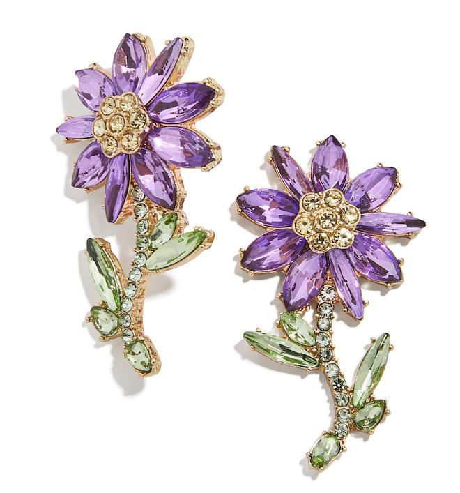 soiree swag bag baublebar earrings
