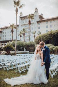 Galveston Wedding Venue: Hotel Galvez & Spa + Special Offer!