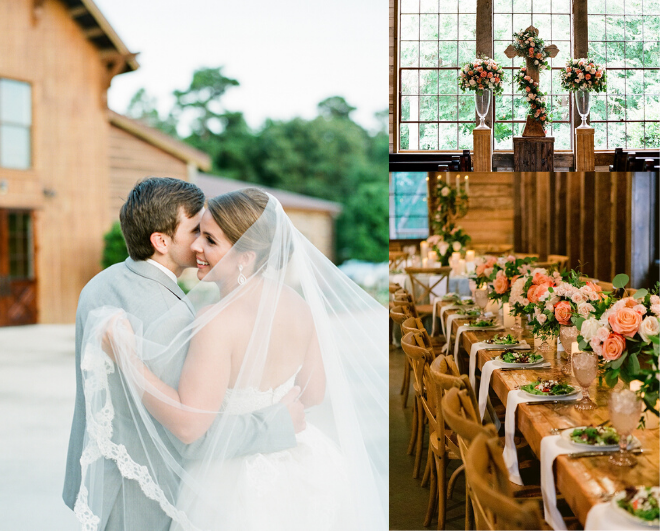 barn wedding, rustic chic, big sky barn