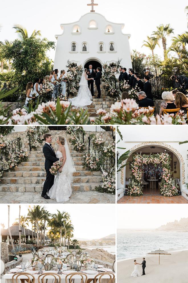 Mexico Destination Wedding Inspiration