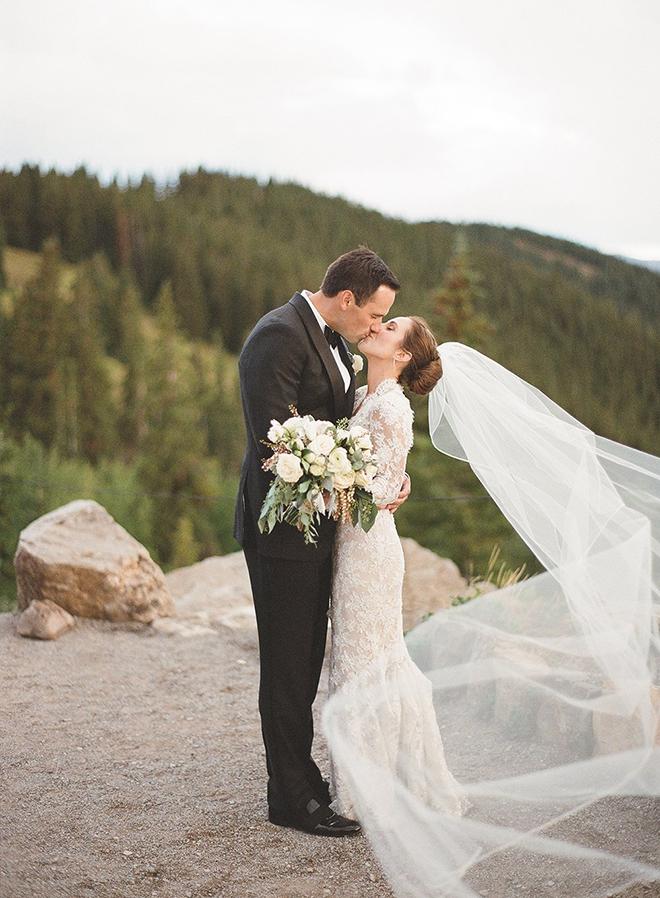 Mountain View Wedding in Colorado