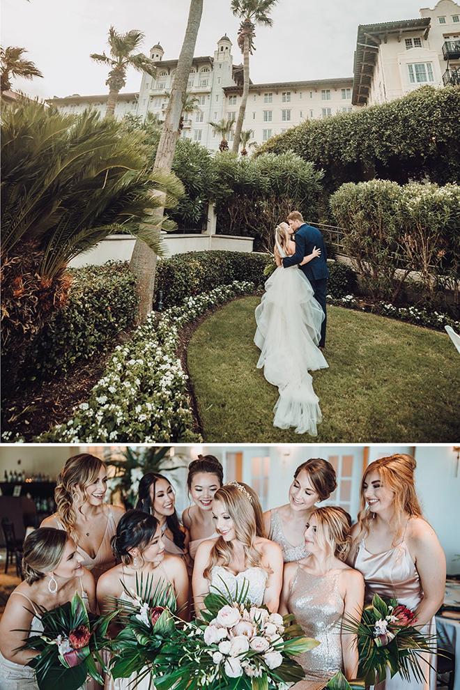 Wedding in Galveston, Texas